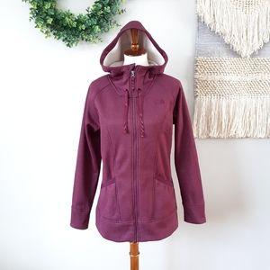 The North Face | Mattea Full Zip Fleece Jacket